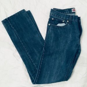Levi Strauss and Co 511 Slim Size 28x28 Jeans
